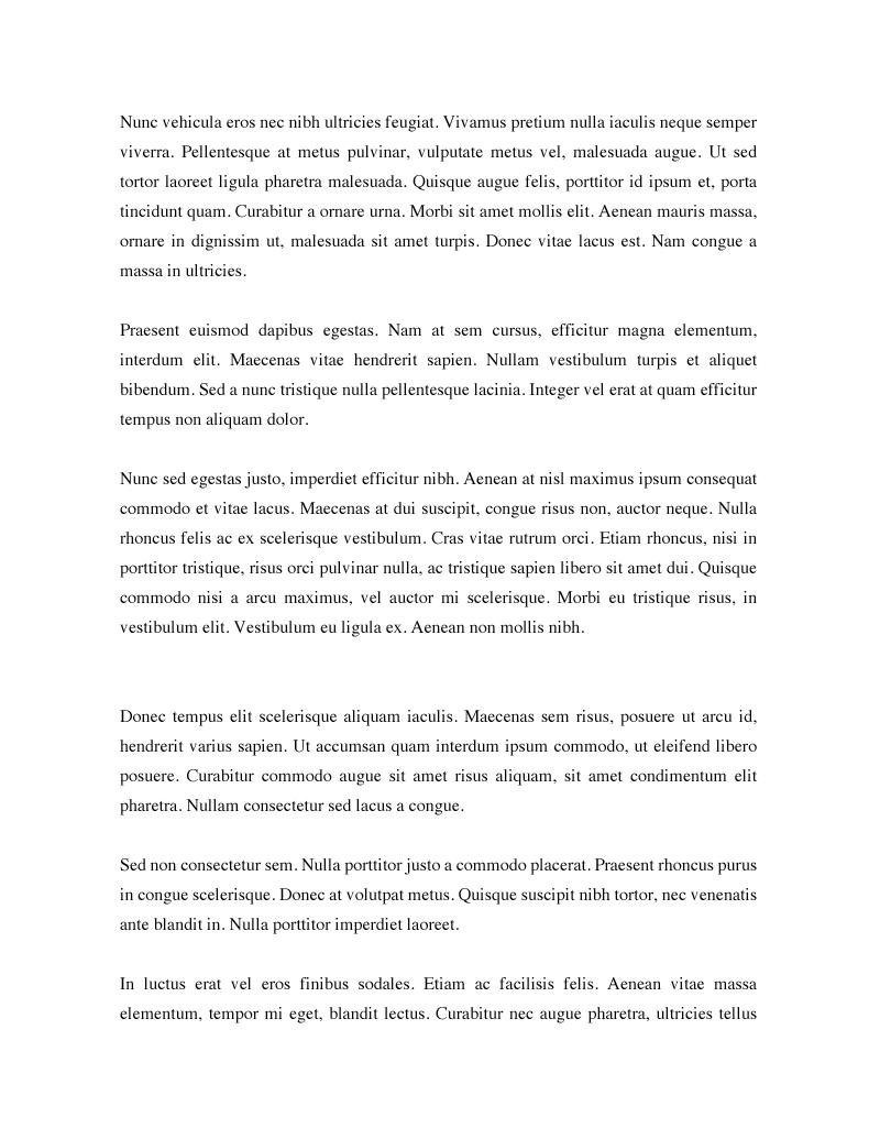 Maestro essay